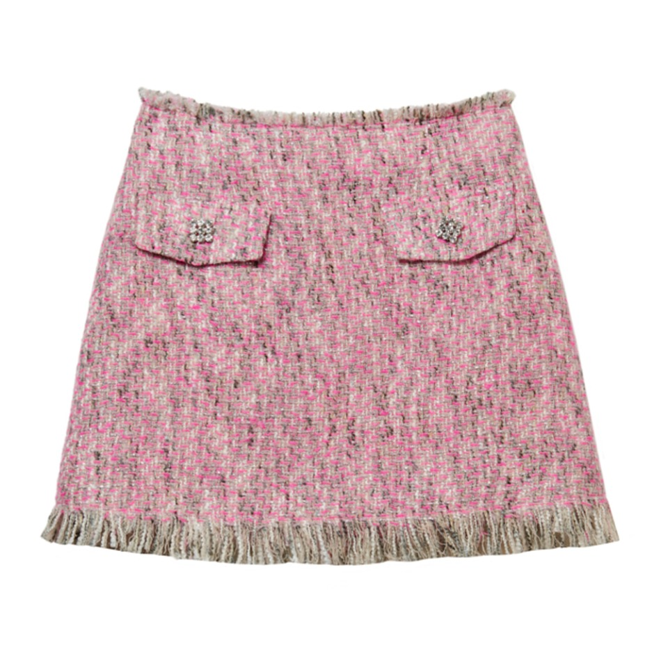 FRIDAY SKIRT - CLASSY LADY (PINK)